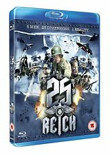 The 25th Reich Blu Ray  Brand new and sealed
