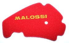 PIAGGIO X9 MALOSSI AIR FILTER ELEMENT RED