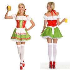 Women Sexy Shepherd Girl Costume Princess Cosplay Halloween Fancy Party Dress