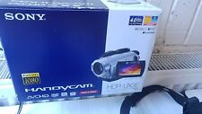 Sony HDR-UX3E Full HD Camcorder Handycam Boxed with manuals