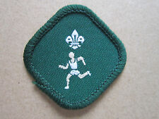 Athlete Proficiency Woven Cloth Patch Badge Boy Scouts Scouting