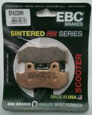 Honda SCV110 / NHX110 Lead (08 to 09) EBC Sintered FRONT Brake Pads (SFA323HH)