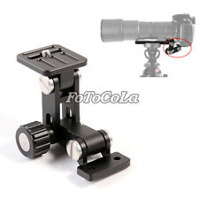 TH-01 Telephoto Zoom Lens Bracket Long-Focus Adapter Support Quick Release Plate