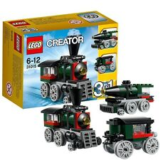 NEW LEGO CREATOR EMERALD EXPRESS SET 31015 sealed train seasonal christmas