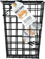 "Danielson Son Bait Cage 6"" X 4"" X 8"" - Keeps Bait Secure In Larger Crab Traps"