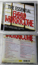 ENNIO MORRICONE The Essential (Das Lied vom Tod).. Deutsche Grammophon DO-CD TOP