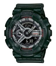 Casio G Shock * GMAS110MC-3A S-Series Dark Metallic Evergreen Women COD PayPal