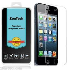 2X ZenTech® 0.2mm Ultra Thin Tempered Glass Screen Protector For iPhone SE 5S 5