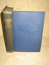 Antique Book Of American Notes & Master Humphrey's Clock, By C. Dickens - 1930's