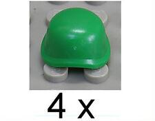 LEGO Toy Story - 4 x Soldaten - Helm grün / Soldatenhelm / 87998 NEUWARE