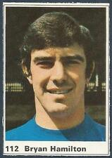 MARSHALL CAVENDISH TOP TEAMS 1971- #112-IPSWICH TOWN-BRYAN HAMILTON