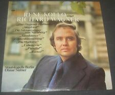 Rene Kollo Sings Richard Wagner  CBS 77283 2 LP Gatefold EX