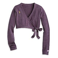 American Girl CL LE ISABELLE WRAP SWEATER Size M (10/12) for Girl NEW Clothing