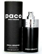 PACO Paco Rabanne Men 3.4 oz 3.3 edt cologne NEW IN CAN / TIN