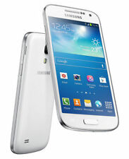 Blanco Samsung Galaxy S4 Mini GT-I9190 8GB Libre Free Telefono Movil 8MP