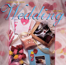 SONGS FOR YOUR WEDDING - VOL 2 - 14 TRACK MUSIC CD - LIKE NEW - G005