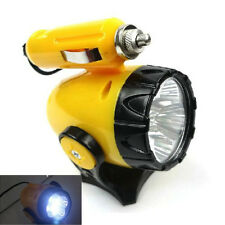 12V Mini Ultrabright 5 LED Magnetic Spotlight Torch Car Auto Woerlight Light HOT