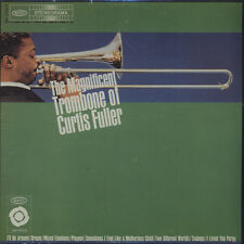 Curtis Fuller THE MAGNIFICENT TROMBONE OF Epic Records Jazz Series NEW VINYL LP