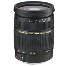 #Cod Paypal Tamron Lens AF 28-75mm F/2.8 XR DI Nikon Brand New jeptall
