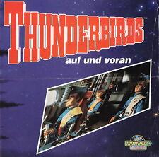 """Models of Yesteryear Faltblatt/Propekt Goldenes """"Thunderbirds"""" Set"""