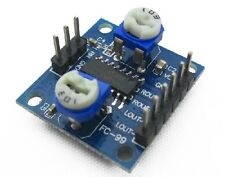 2*5W PAM8406 Digital Stereo Power Amplifier Board Volume Potentiometer No Noise