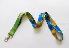 Rio 2016 Olympic Winners Medal Ribbon Style Lanyard Total Length 490mm