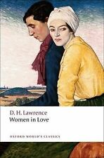 Women in Love (Oxford World's Classics), Lawrence, D. H., New Condition