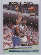 Shaquille O'neal 1992 Fleer Ultra SHAQ RC Basketball ROOKIE CARD Magic Lakers!