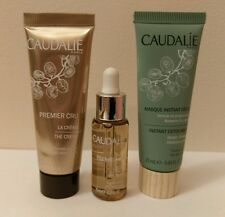 Caudalie Skin Care Trio 'Premier Cru' The Cream, The Elixir & Instant Detox Mask