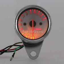 Motorcycle Backlight LED Tachometer Fit Kawasaki Vulcan 700 750 800 900 2000