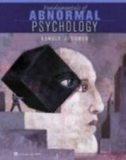Fundamentals of Abnormal Psychology by Katherine Nicolai, Ronald J. Comer and...