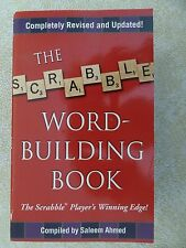 The Scrabble Word-Building Book (2007, Paperback, Revised)
