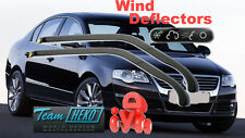 VW PASSAT B6,B7 2005-2014 SALOON Wind deflectors 2pcs HEKO (31153)for front door
