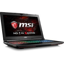 MSI GT62VR DOMINATOR-078 Gaming Laptop 16GB ram 1TB HD 6GB  GTX1060 6gb