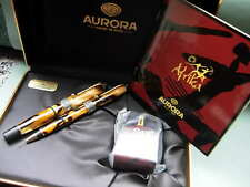 Aurora Afrika set 2 pens fountain+ballpoint pen