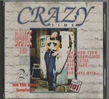 AA.VV CRAZY TIME VOL. 24 ON THE ROAD COMPILATION CD