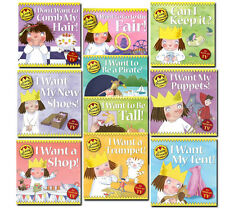 New Little Princess Collection Tony Ross 10 Children Books Set As Seen On TV