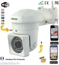 Caméra de Surveillance Extéieur  IP IR WIFI HD SANS FIL DETECTEUR DE MOUVEMENT