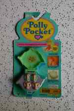 Polly Pocket - Polly's Earring Case - Bluebird 1991 - NEW - Very cute!!!