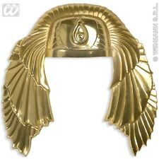 Adult's Egyptian Headdress - Golden Pharoah Fancy Dress Costume