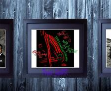 A Tribe Called Quest - Low End Theory SIGNED AUTOGRAPHED FRAMED 10X8 PHOTO PRINT