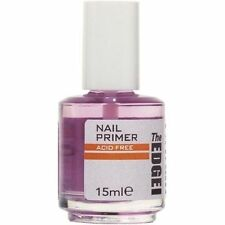 The Edge Nails Acid Free Brush On Nail Primer 15ml Professional Acrylic Uv Gel