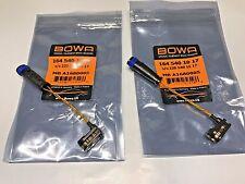 Mercedes 2x Brake Pad Wear Sensor r350 ml63amg ml550 ml350 gl550 gl450 OEM BOWA
