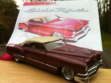 Boyd Coddington American Hot Rod & Chip Foose Overhaulin Eldorod 1:24