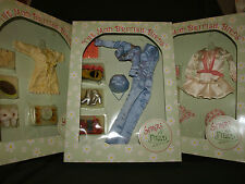 Willow and Daisy OUTFIT set LOT Somers & Field Mod British Birds, New NRFB