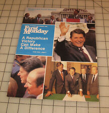 FIRST MONDAY (Oct-Nov 1980) Republican National Committee RNC Magazine