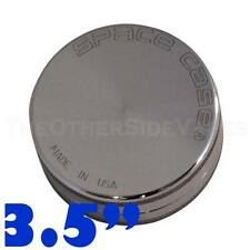 NEW - Large SPACE CASE® Aluminum MAGNETIC Herb Grinder - FREE PRIORITY SHIPPING