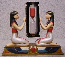 Hourglass Sand Timer Egyptian Princesses NEW 3 minute boiled egg