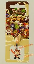 DOFUS Phone Straps FECA figure for phone or keychain WAKFU bonta movie keyring