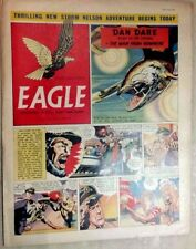 1955 Classic Eagle Comic Vol 6 No 29 Dan Dare The Man From Nowhere - 22nd July